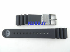 Authentic Seiko Rubber Watch Strap Band 22mm DFL3EB SBDX011 SBBN015  SBBN017