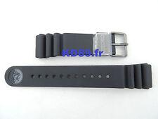 Authentic Seiko Rubber Watch Strap Band 22mm DFL3EB SBDX011 SBBN015  SBBN017