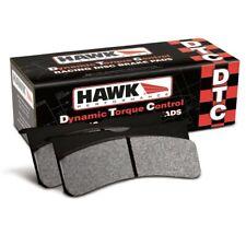Disc Brake Pad Set-Base Rear Hawk Perf HB518U.642