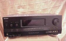 SONY STR-DH720 == 7.1ch/735w Home Theater Receiver w/HDMI Switching. iPod Ready