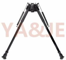"Tactical Super Duty Bipod  13-21"" Swivel  Rifle Hunting"