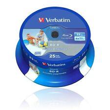 Verbatim 43811 DataLife 25 X BD-R-r 25gb Schreibgeschwindigkeit 6
