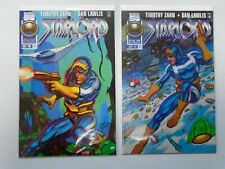 Starlord (Marvel 1996) Set:#1+2, 8.5/VF+ - 1996