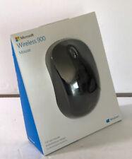Microsoft Wireless 900 Mouse PW4-00001 Black #M434
