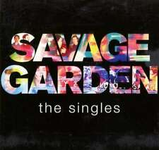 SAVAGE GARDEN - The Singles (Best Of/Greatest Hits) - CD - NEUWARE
