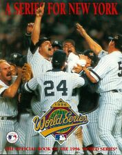 A Series for New York: The Official Book of the 1996 World Series Yankees Paperb