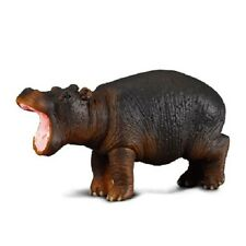 CollectA 88090 HIPPOPOTAMUS CALF 6.5cm Long 3.5cm Tall Miniature Figure