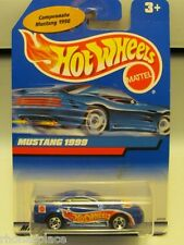 HOTWHEELS MEXICO ONLY CAMPEONATO 1998 MUSTANG RACING RARE #12 ROOF MINT ON CARD
