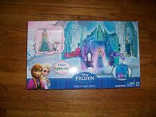 Disney Frozen Principessa Elsa Olaf MAGICO LUCI Ice Palace CASTELLO bambola