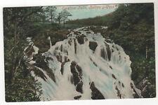 Swallow Falls Bettws Y Coed Photo Postcard c1905 Conwy