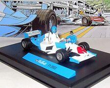 FORMULA 1 MICHEL VAILLANT TV SERIES YEAR 2003 ALTAYA 1:43 CAR COLLECTOR'S MODEL
