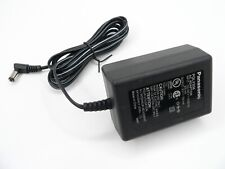 Original Panasonic PQLV256 9V DC 750mA AC Adapter