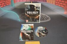 CALL OF DUTY BLACK OPS NINTENDO WII COMBINED SHIPPING