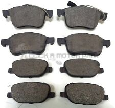 ALFA ROMEO BRERA 2.2 JTS 2006-2011 FRONT & REAR BRAKE PADS SET (305MM DISCS)