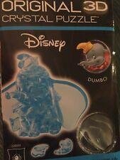 BePuzzled 3D Crystal Disney Dumbo 40-piece Puzzle