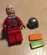 Lego Star Wars Santa Jango Fett Sw506 advent calendar 2013 minifgure