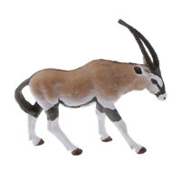 Simulation Oryx Antelope Animal Model Kid Story Telling & Teaching Props