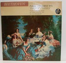 "Beethoven Piano Concerto No 5 Emperor Friedrich The wührer Hollreiser 12 "" LP ("