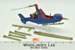 Dreadnok Air Assault Gyrocopter Sears 1986 G.I. Joe Vintage Hasbro Action Figure