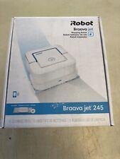 iRobot Braava Jet 245 Automatic Mopping Robot B245020 White