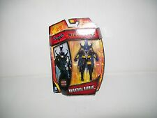 "Dc Comics  2015 Multiverse  4"" Arkham Orgins Knightfall Batman 4"" Figure New"