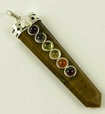 Chakra Modeschmuck-Halsketten & -Anhänger aus Stein für Damen