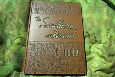 1948 Birmingham Southern College Yearbook Birmingham, AL  Annual