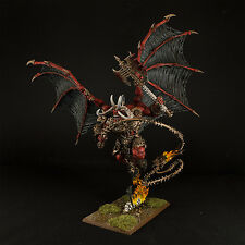 Warhammer Age Of Sigmar Daemons of Chaos Bloodthirster Unfettered Fury Painted
