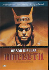 Macbeth (1948) Orson Welles DVD *NEW