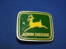 Vintage John Deer Paul Frank Pewter Belt Buckle