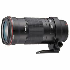 Near Mint! Canon EF 180mm f/3.5L USM Macro - 1 year warranty