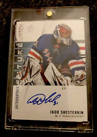 2019/20 UPPER DECK SP AUTHENTIC FUTURE WATCH ROOKIE AUTO IGOR SHESTERKIN #d /999
