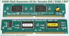 YAMAHA EX5 / EX5R / EX7 - 16MB FLASH MEMORY EXPANSION - EXFLM SIMM - EXFLM2
