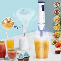 3in1 1000W Electric Hand Blender Stick Food Mixer Grinder Egg Fruit Whisk 220V