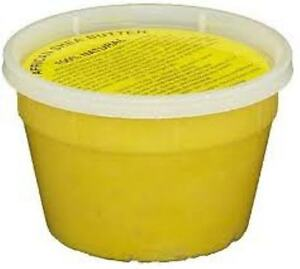 Shea Butter, 100 % Pure Machine Blended Very Soft & Creamy 8 oz.(5 Pcs)