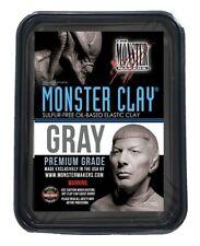 Monster Clay Gray (Grau) Weich