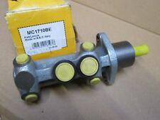 FIAT PUNTO & VAN (  LHD ) BRAKE MASTER CYLINDER   MC 1710 BE