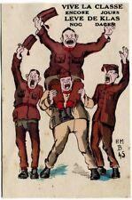 World War II (1939-45) Printed Collectable Belgian Postcards