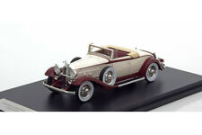neo  1/43  packard standard eight convertible white red neo47107