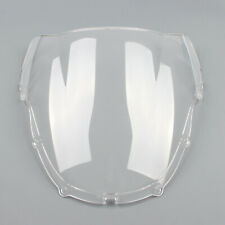 Windshield WindScreen Double Bubble For Honda CBR600 F4 1999-2000 White BS2. BS2