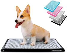 """Pet Awesome Dog Potty Tray / Pee Pad Holder 25""""X20""""X1.5"""" For Medium And Small Do"""