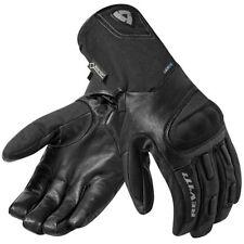 Gants thermiques noirs GORE-TEX pour motocyclette