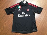 AC Milan Men's Adidas Football Soccer Jersey New With Tags