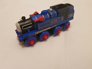 Thomas The Tank Engine & Friends WOODEN BELLE TRAIN WOOD POSTAGE DISCOUNTS