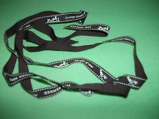 Orig. HERMES 2012 - Luxus-Geschenkband mit Motiv 1,43 m, 1 cm breit NEU