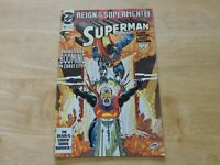 Reign of Superman Edition 80--1993