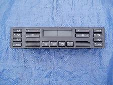 BMW E38 7-SERIES DIGITAL CLIMATE CONTROL UNIT 1995 - 2001 740i 750iL AC HEATER
