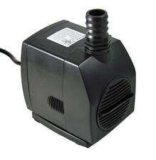 Rena Oem water pump 1250gph/13.5ft, 12ft cord, Pond/Fountain/Utility 3 yr warrnt