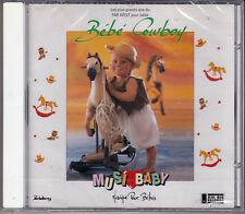 CD MUSI BABY BEBE COWBOYS 10T LES + GRANDS AIRS DU FAR WEST NEUF SCELLE