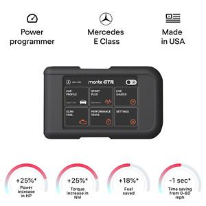 Mercedes E Class smart tuning chip power programmer performance race tuner